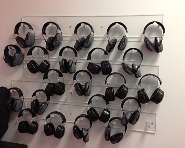 headphones, wall shelves, display, rack, organizing, custom
