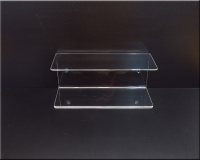 double tier, 2 tiers, two, shelve, wall, mounted, mounting, organizer, organizing,